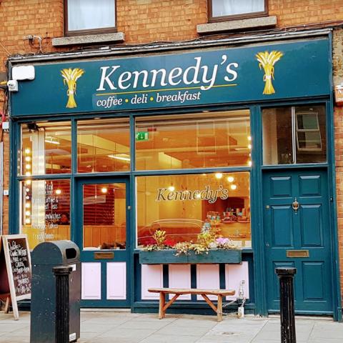 Kennedy's Food Store Phibsborough