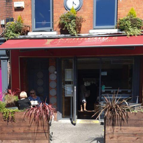 Fairview Shop Front